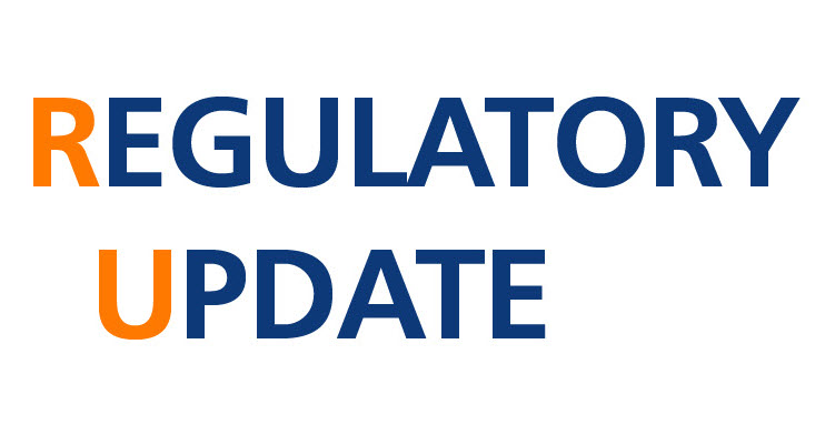 Regulatory Update - February 2018
